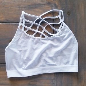 Zenana outfitters cage bra